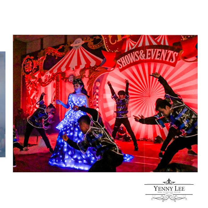 Angie Sweet 17th Birthday Gown (LED Dress) by Yenny Lee Bridal Couture - 001