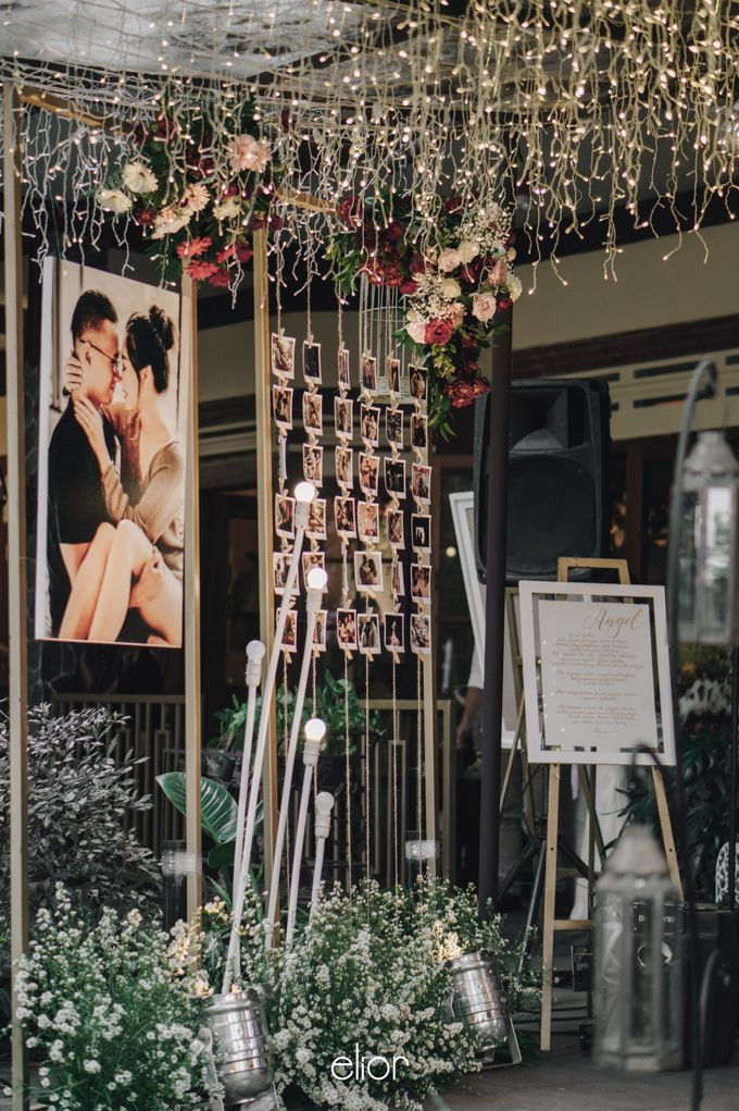 The Wedding of Gian & Angel by Elior Design - 007