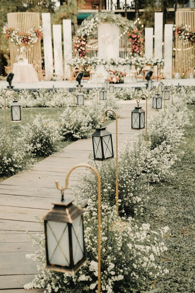 The Wedding of Gian & Angel by Elior Design - 015