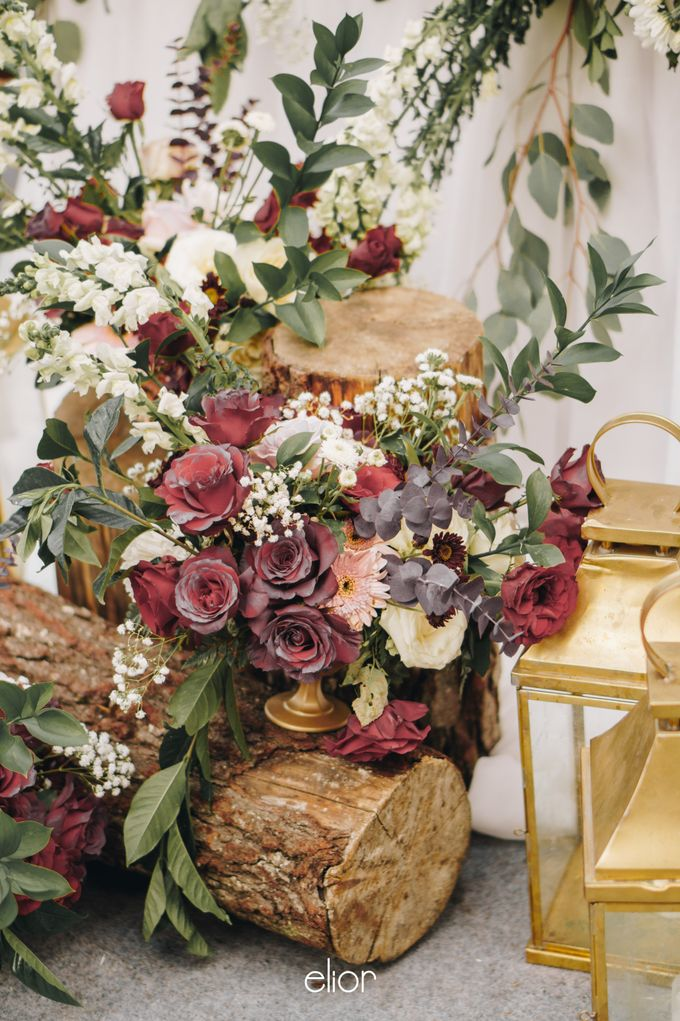 The Wedding of Gian & Angel by Elior Design - 003