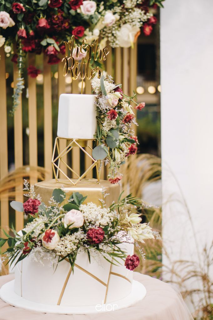 The Wedding of Gian & Angel by Elior Design - 004