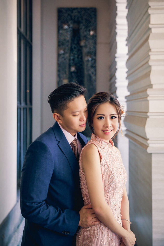 Engagement of Samson & Tiffanny by Gianina Atelier - 001