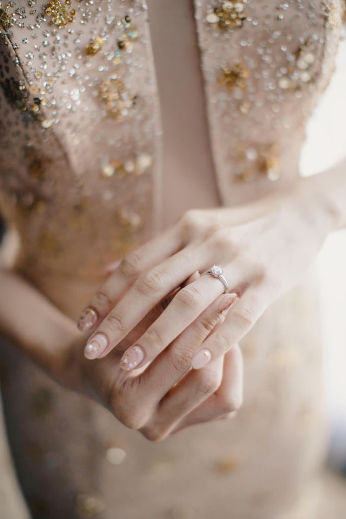 Engagement of Vally & Alfred by Gianina Atelier - 002