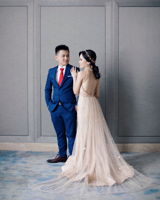 Engagement of Vally & Alfred by Gianina Atelier - 003