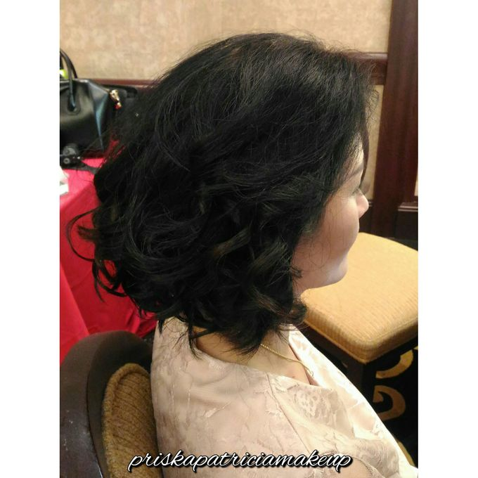 BRIDESMAIDS & FAMILY HAIRDO - ELSY by Priska Patricia Makeup - 007