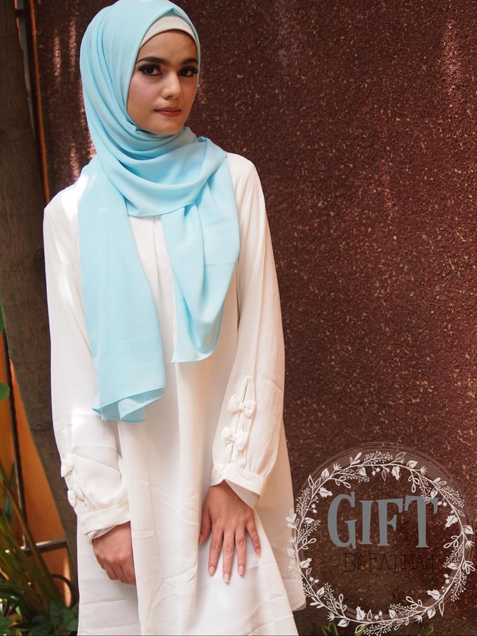 Pasmina sifon pastel by GiftbyFatimah - 002