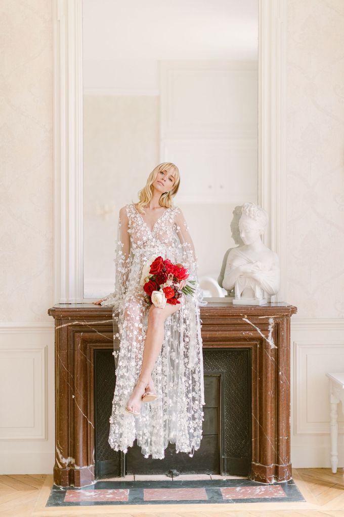 Romantic Wedding in France by Gigi - 009
