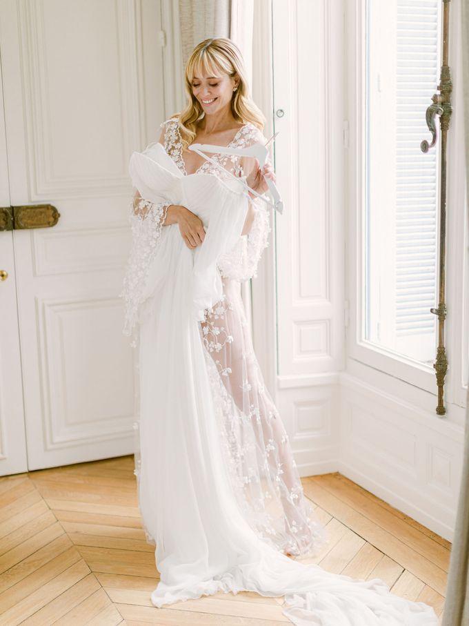 Romantic Wedding in France by Gigi - 008