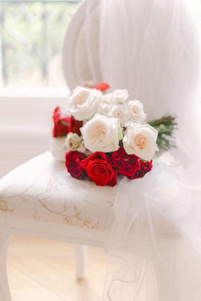 Romantic Wedding in France by Gigi - 003