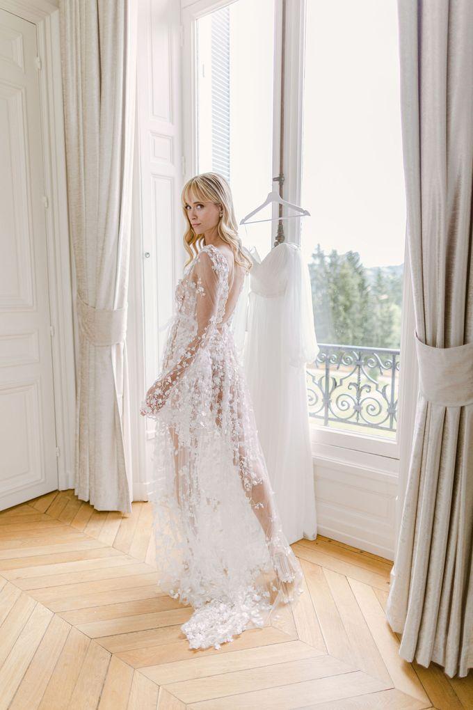 Romantic Wedding in France by Gigi - 007