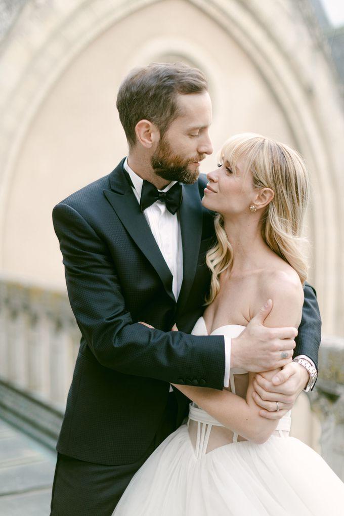 Romantic Wedding in France by Gigi - 026
