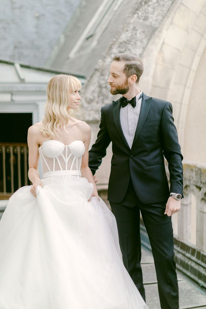 Romantic Wedding in France by Gigi - 025