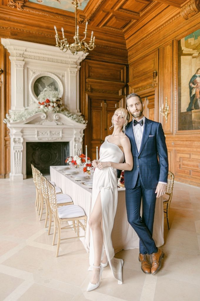 Romantic Wedding in France by Gigi - 018