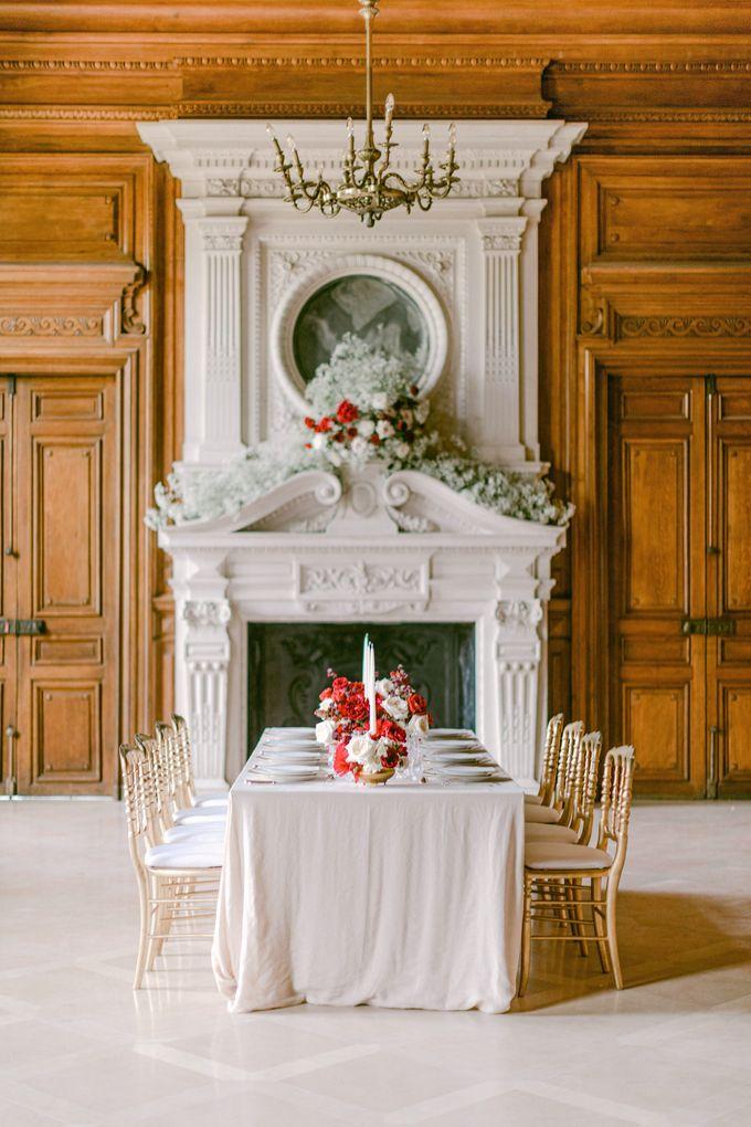 Romantic Wedding in France by Gigi - 011