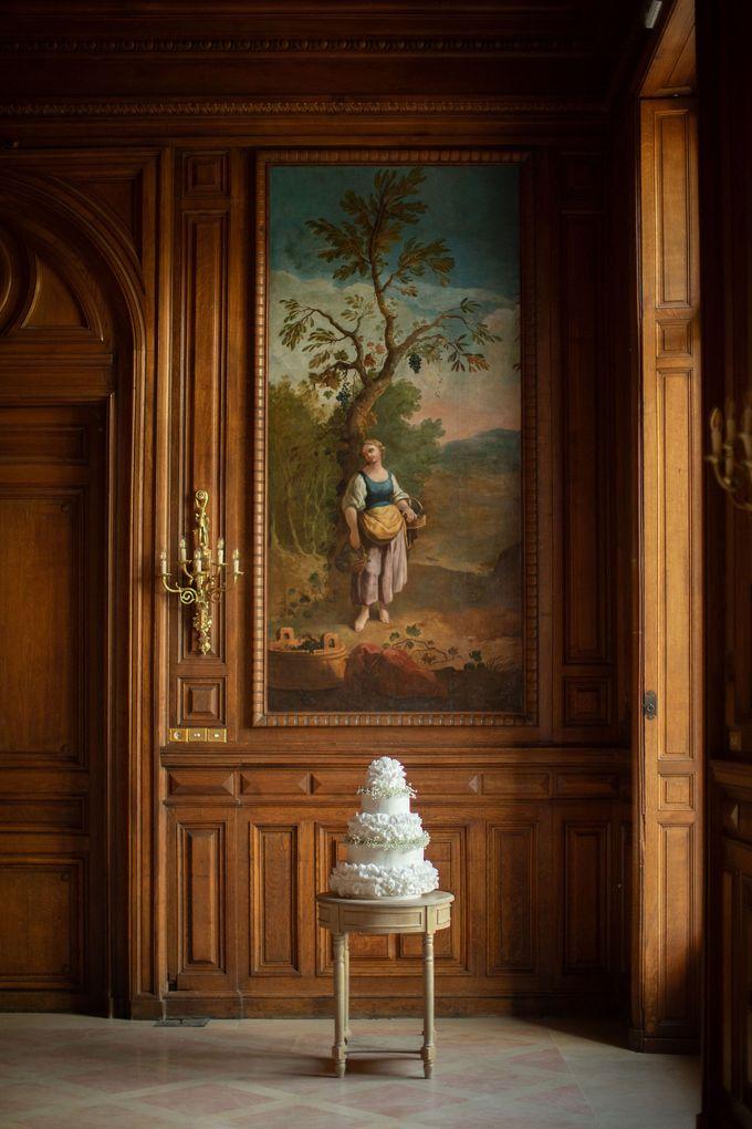 Romantic Wedding in France by Gigi - 015