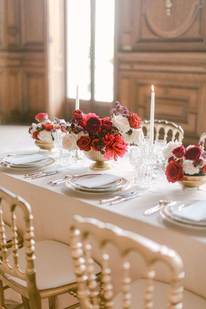 Romantic Wedding in France by Gigi - 016