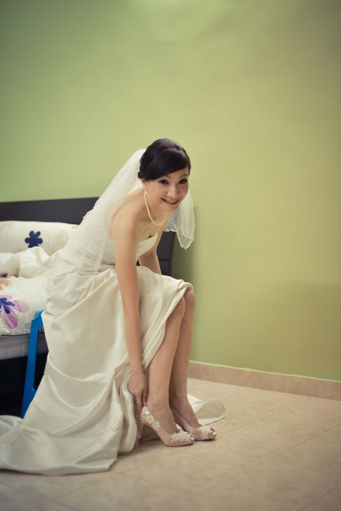 Bride May San Lee by Moments Shoe - 002