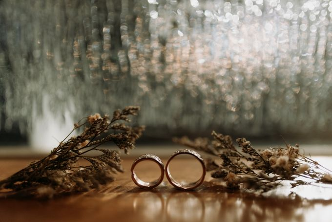 Yenni and Peter Wedding Day by NOMA Jewelry & Accessories - 001