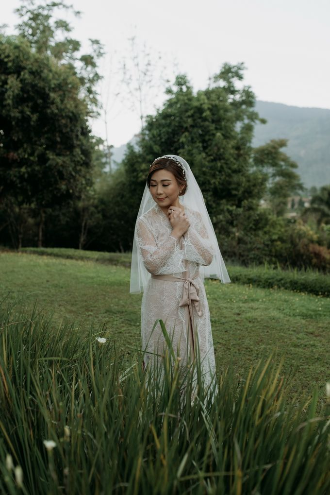 Yenni and Peter Wedding Day by Pine Hill Cibodas - 002
