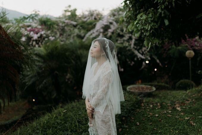 Yenni and Peter Wedding Day by Pine Hill Cibodas - 003
