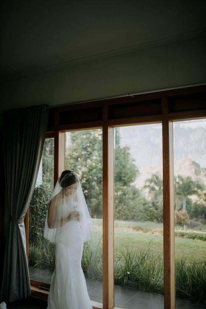 Yenni and Peter Wedding Day by Pine Hill Cibodas - 004