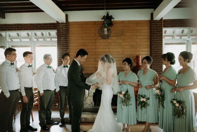 Yenni and Peter Wedding Day by Pine Hill Cibodas - 005
