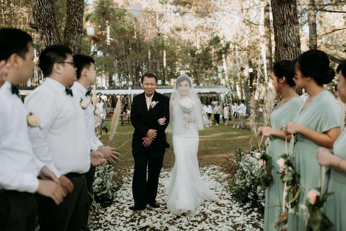 Yenni and Peter Wedding Day by Pine Hill Cibodas - 009