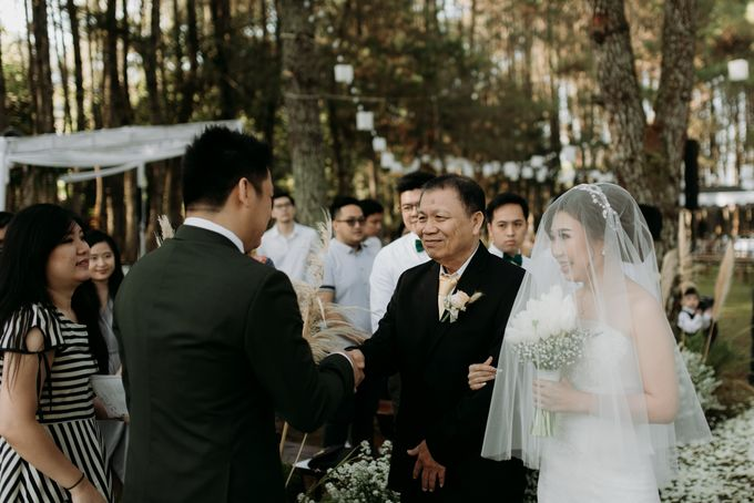 Yenni and Peter Wedding Day by Pine Hill Cibodas - 010