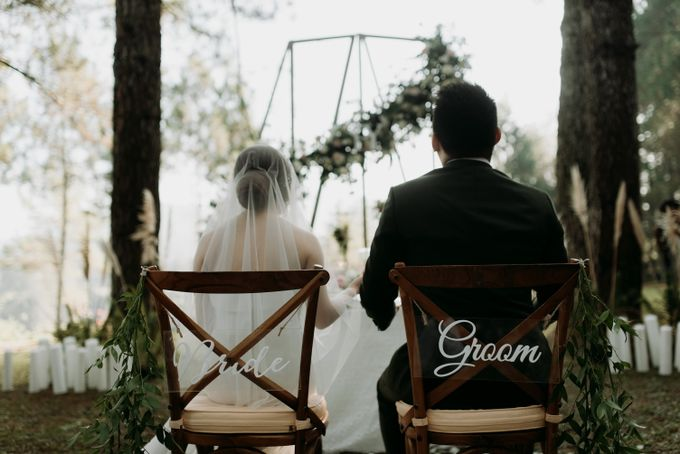 Yenni and Peter Wedding Day by NOMA Jewelry & Accessories - 011