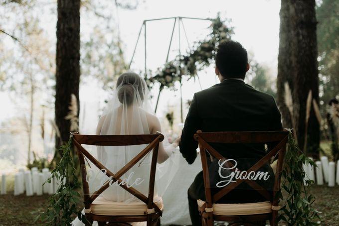 Yenni and Peter Wedding Day by Pine Hill Cibodas - 011