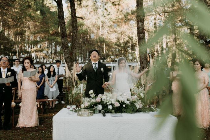 Yenni and Peter Wedding Day by NOMA Jewelry & Accessories - 013