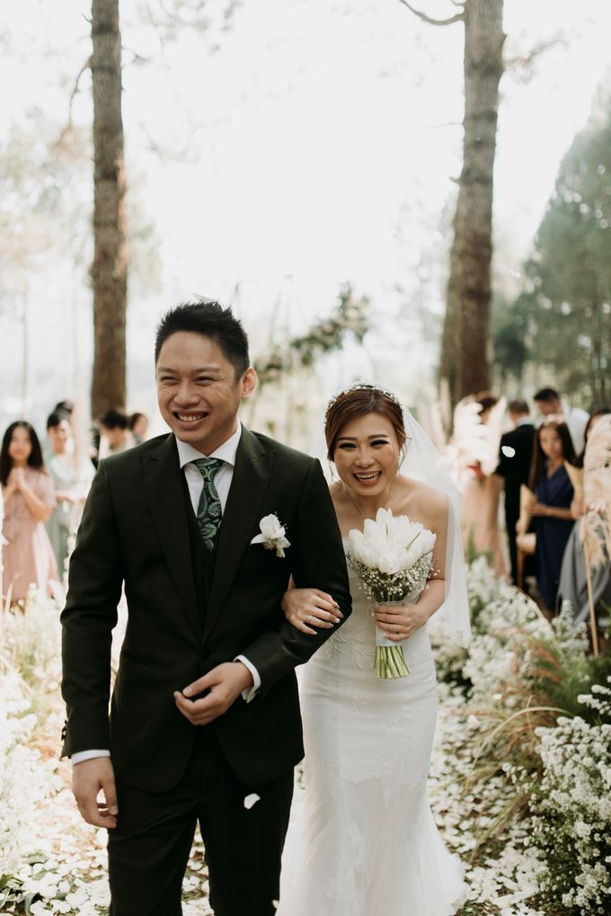 Yenni and Peter Wedding Day by Pine Hill Cibodas - 020