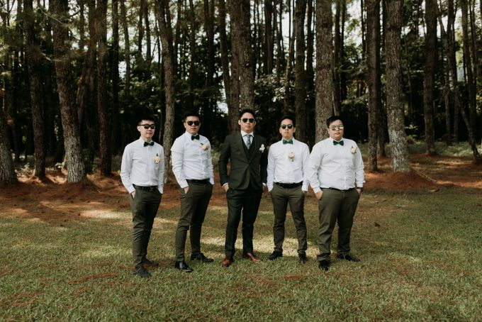 Yenni and Peter Wedding Day by NOMA Jewelry & Accessories - 022