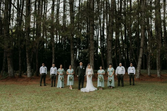 Yenni and Peter Wedding Day by NOMA Jewelry & Accessories - 025