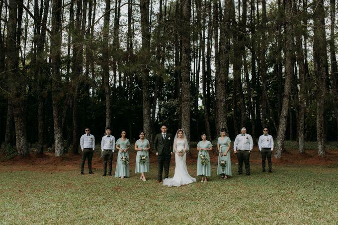 Yenni and Peter Wedding Day by Pine Hill Cibodas - 025