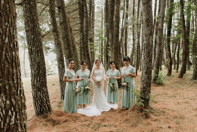 Yenni and Peter Wedding Day by NOMA Jewelry & Accessories - 027