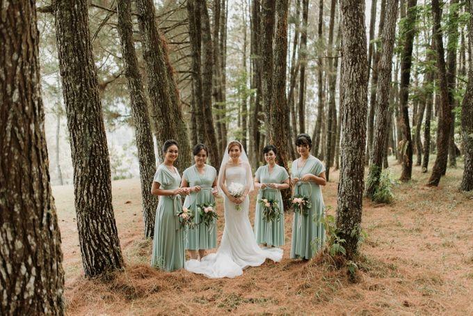 Yenni and Peter Wedding Day by Pine Hill Cibodas - 027