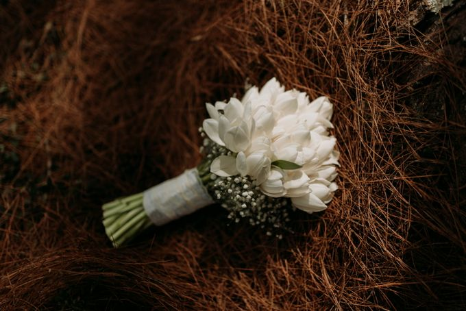Yenni and Peter Wedding Day by NOMA Jewelry & Accessories - 032