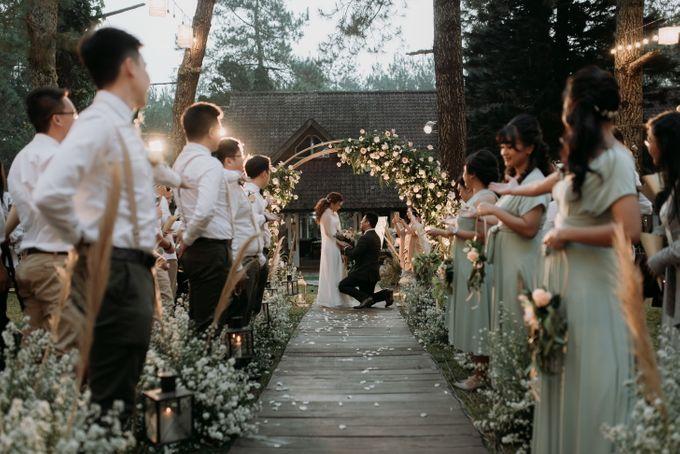 Yenni and Peter Wedding Day by Pine Hill Cibodas - 035