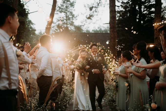 Yenni and Peter Wedding Day by NOMA Jewelry & Accessories - 036