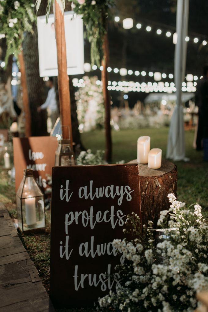 Yenni and Peter Wedding Day by Pine Hill Cibodas - 034