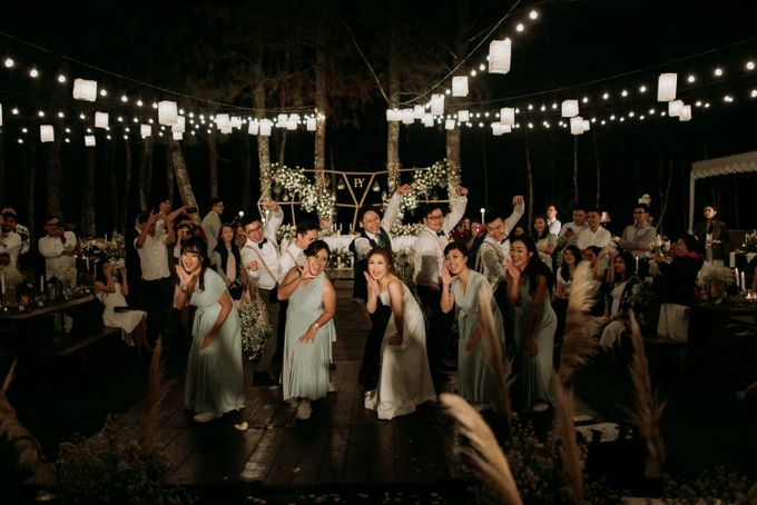 Yenni and Peter Wedding Day by NOMA Jewelry & Accessories - 040