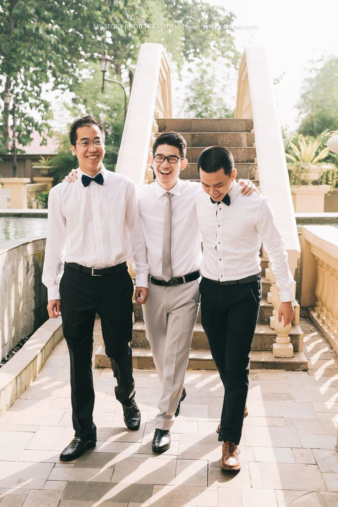 Wedding - Ivan Natalia by My Story Photography & Video - 007