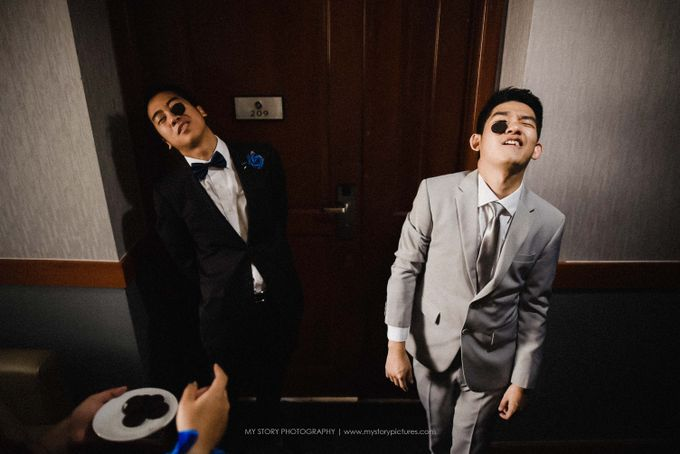 Wedding - Ivan Natalia by My Story Photography & Video - 009