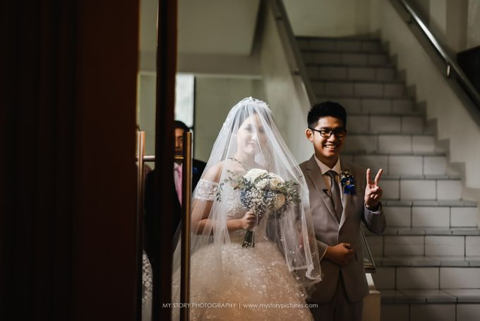 Wedding - Ivan Natalia by My Story Photography & Video - 013
