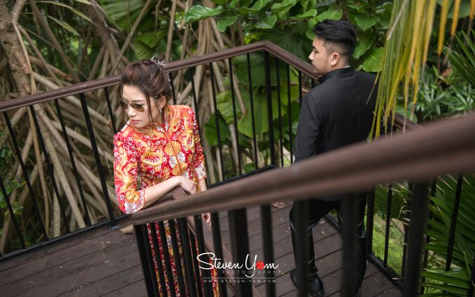 Pre Wedding & Couple Portraiture by Steven Yam Photography - 041