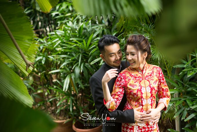 Pre Wedding & Couple Portraiture by Steven Yam Photography - 040