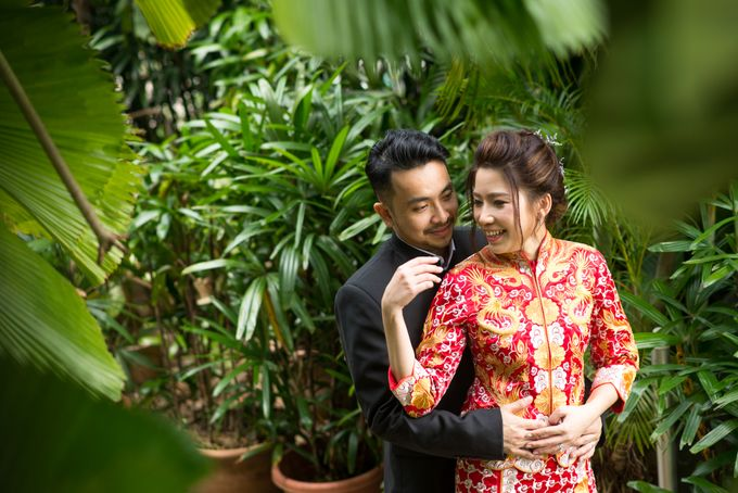 Wedding Day Full Coverage by Steven Yam Photography - 046