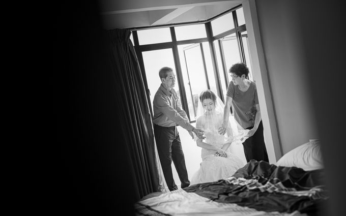 Wedding Day Full Coverage by Steven Yam Photography - 011