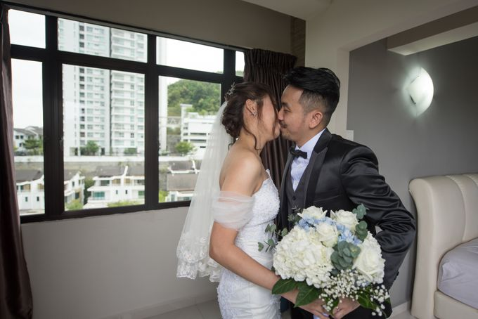 Wedding Day Full Coverage by Steven Yam Photography - 038